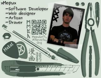 xMepux's deviantID by xMepux