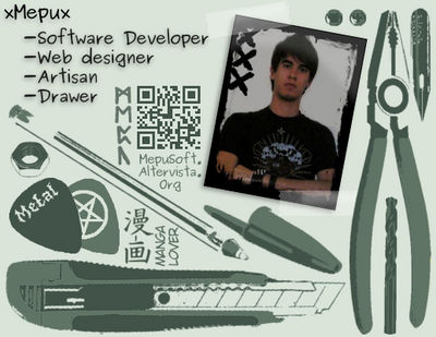 xMepux's Profile Picture
