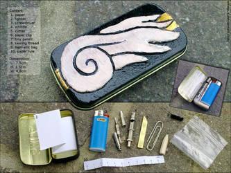 My pocket kit by xMepux