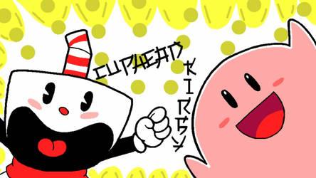 Cuphead-San Meets Kirby-San