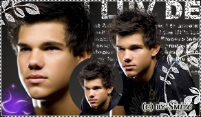 Image Taylor Lautner by Smile93