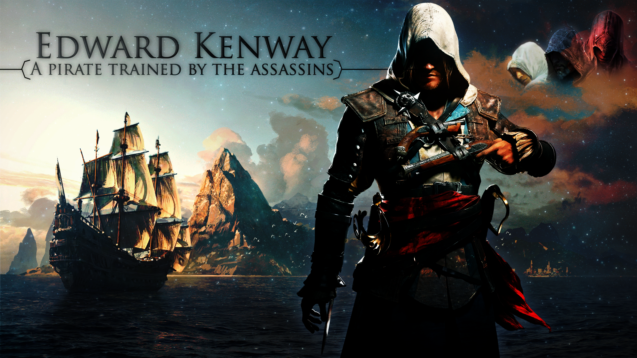 Assassins creed iv wallpaper by theeviln on deviantart assassins creed iv wallpaper by theeviln assassins creed iv wallpaper by theeviln voltagebd Choice Image