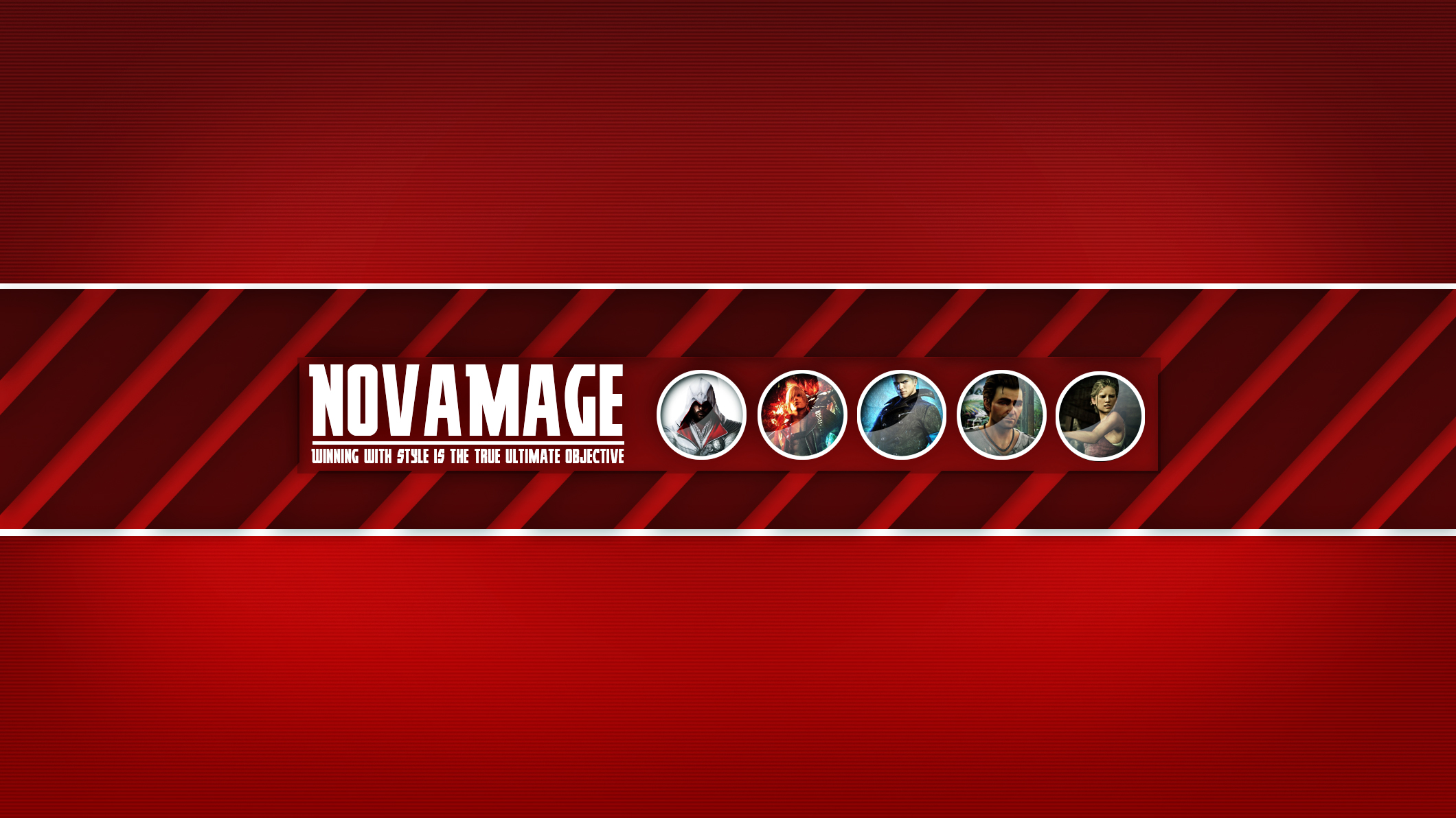 Youtube Background for NovaMage by TheEViLN on DeviantArt