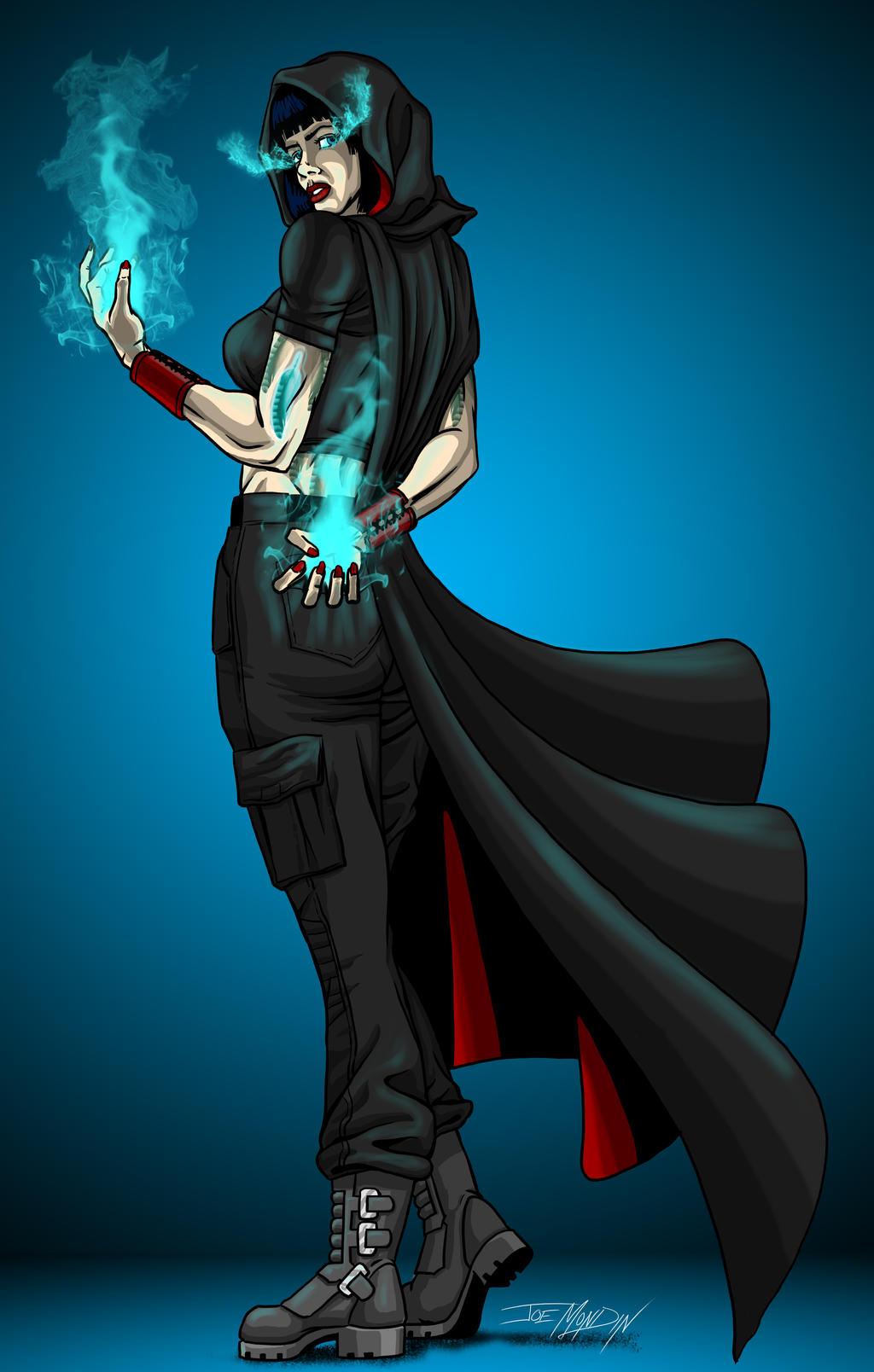 Raven by JoeGrafix