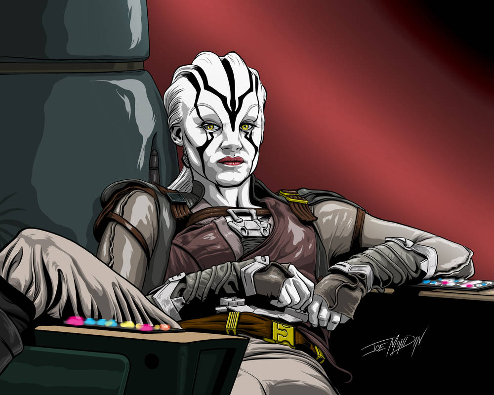 Jaylah - Star Trek