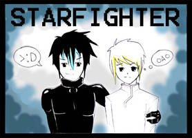 STARFIGHTER by royalwings
