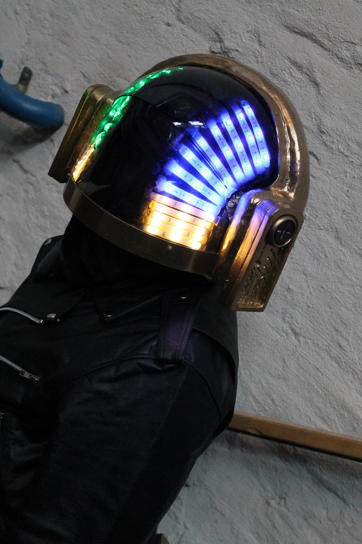 Daft Punk Cosplay by Daft-punk-girl2