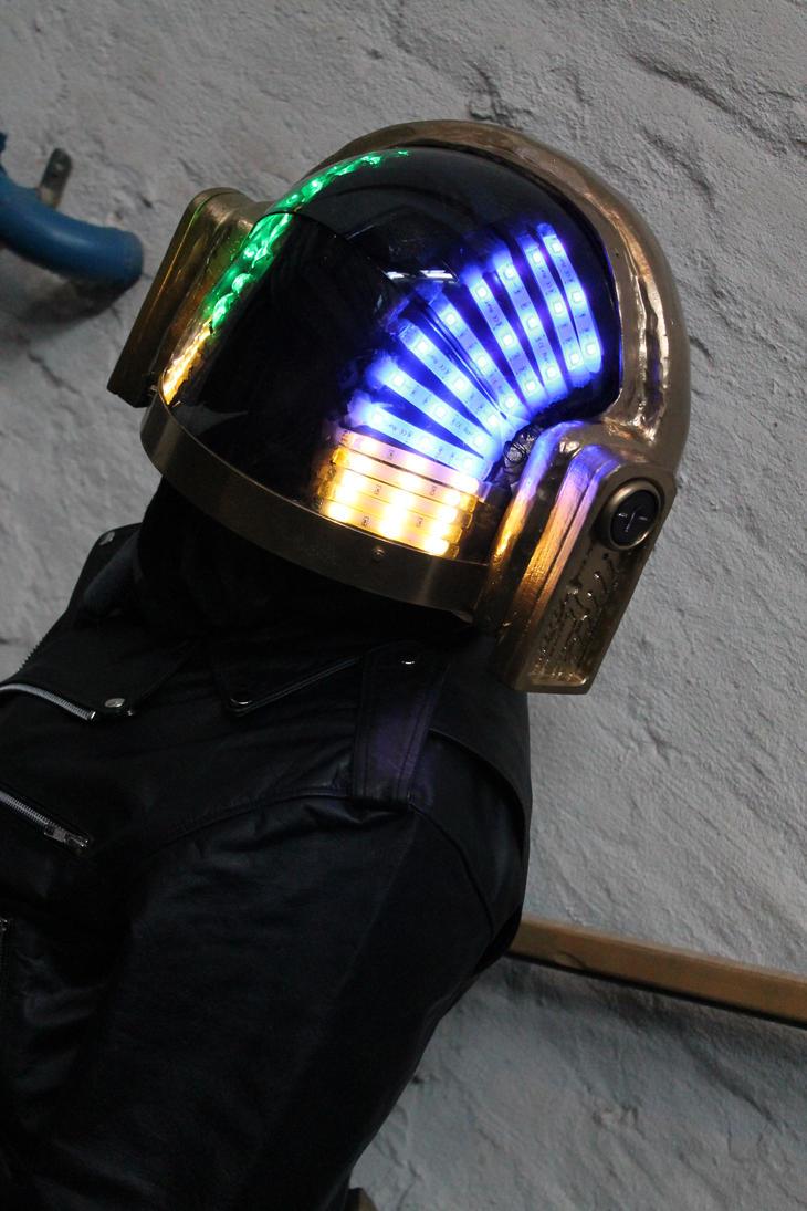 Daft Punk Cosplay by Daft-punk-girl2
