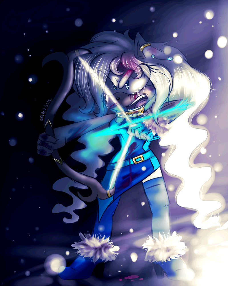 If i have to i fight you! by Daft-punk-girl2