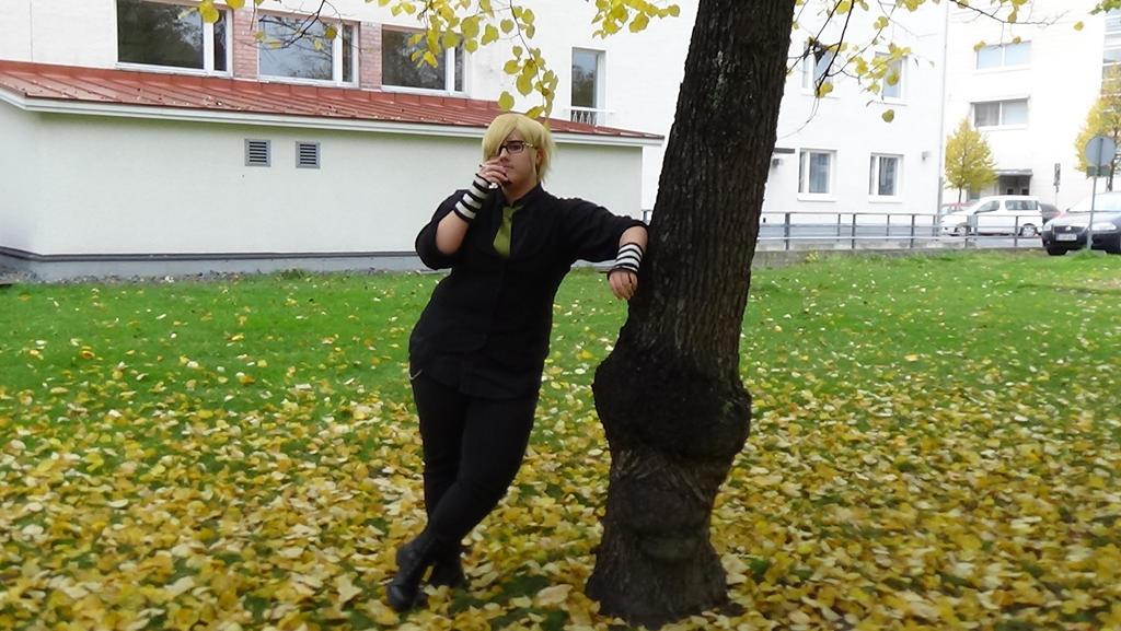 Autumn Sanji Cosplay by Daft-punk-girl2