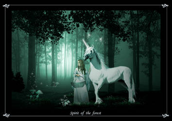 Spirit of the forest by eclipse79