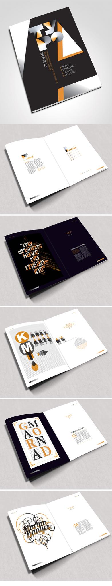Typo Magazine by eclipse79