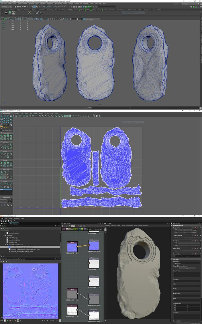 Monolith [Breakdown Work in Progress] by LCzin