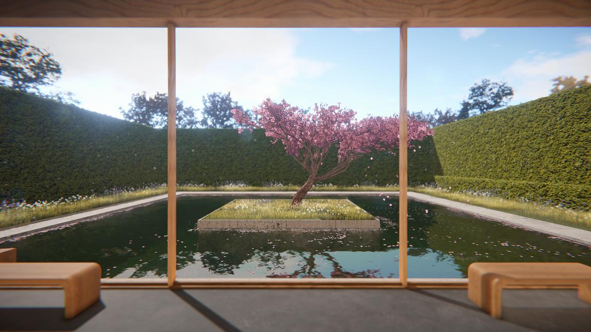 3W VR - Lobby Exterior by LCzin