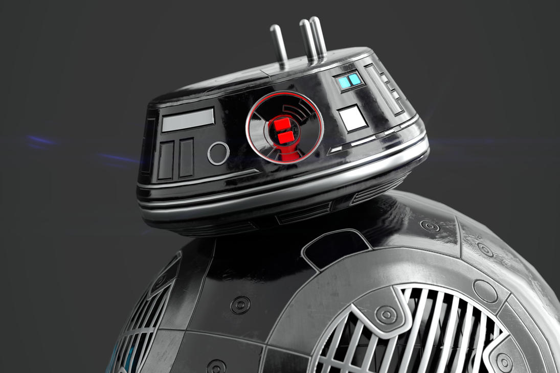 BB-9E Detail by LCzin