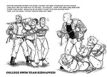 Swim Team Kidnapped 3 by Tacitus3