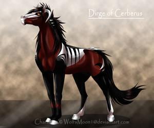 GBR Dirge of Cerberus by WolfsMoon1