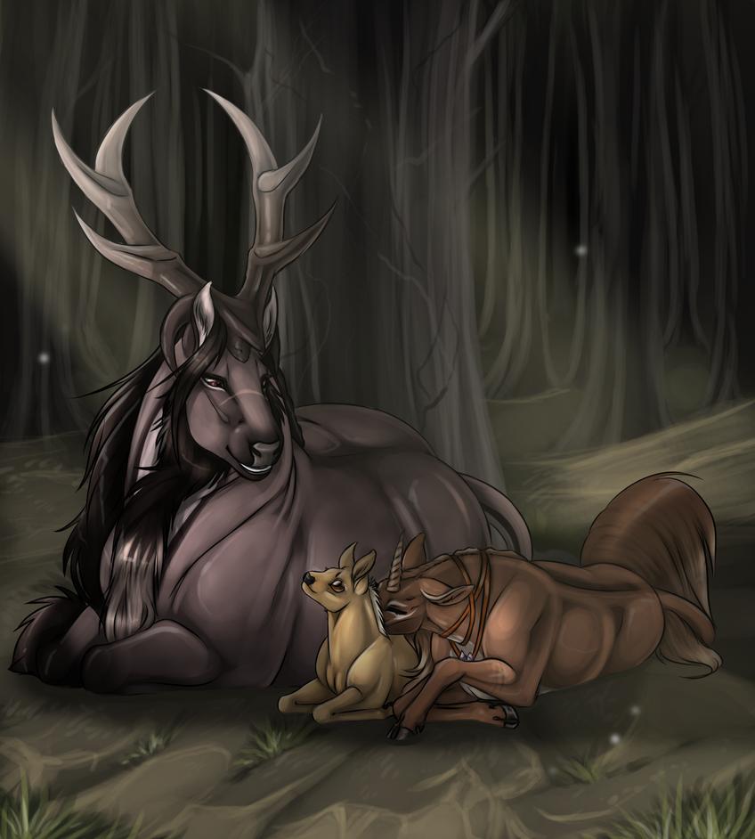 Storyteller by WolfsMoon1