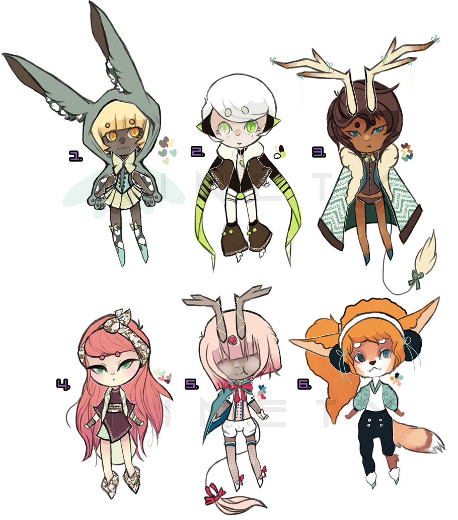 adoptable batch 01 [CLOSED] by ninety