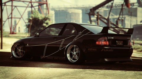 I'm with Stance (GTA5) by Nathanael352
