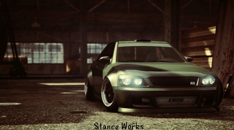 Stance Works (GTA5) by Nathanael352