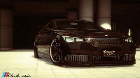 BMW Black series (GTA5) by Nathanael352