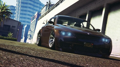 I'm ready, are you (GTA5) by Nathanael352