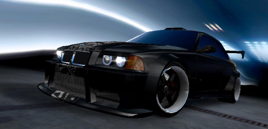 Bmw M3 Coupe 1999 Wallpaper By Nathanael352 On Deviantart
