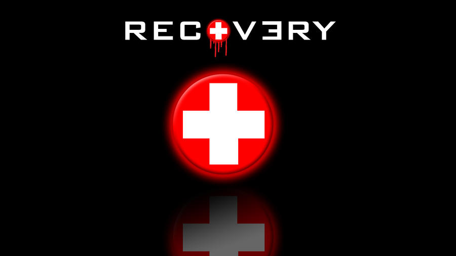 Eminem Recovery by Vlad720 on DeviantArt