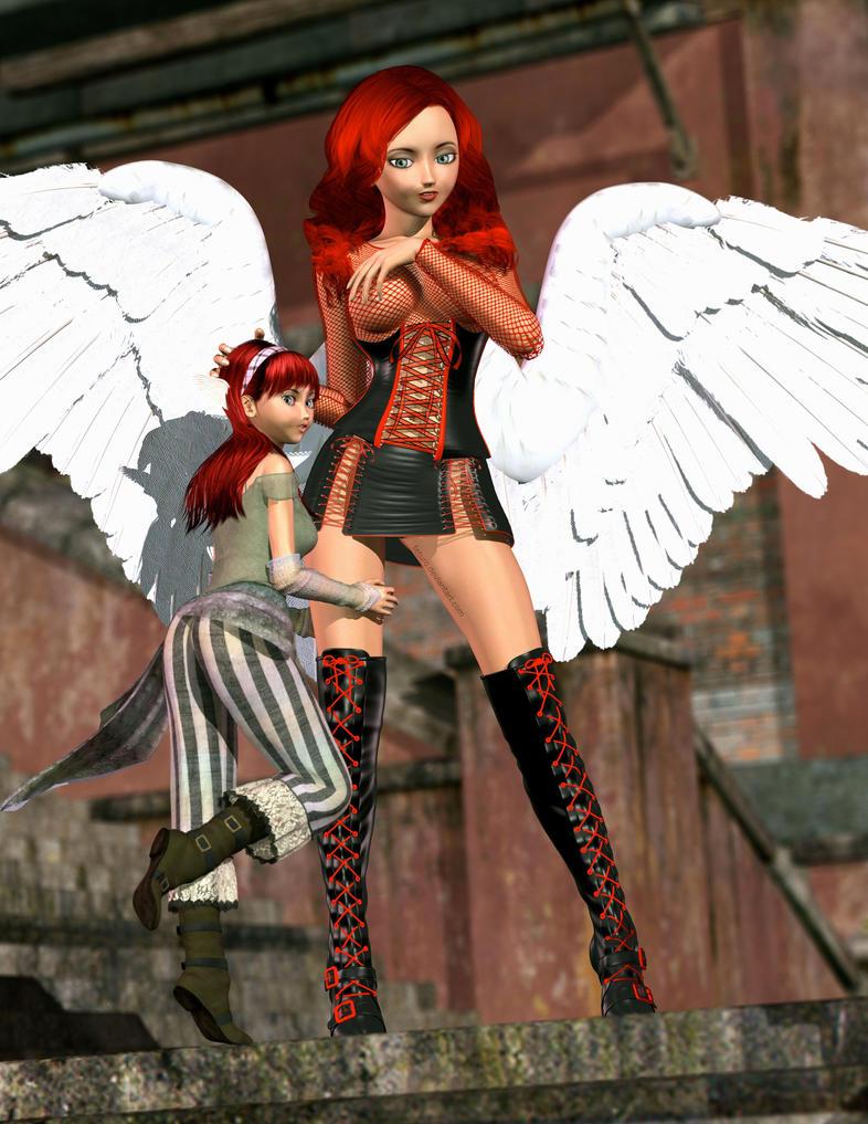 Up to Heaven by teturo