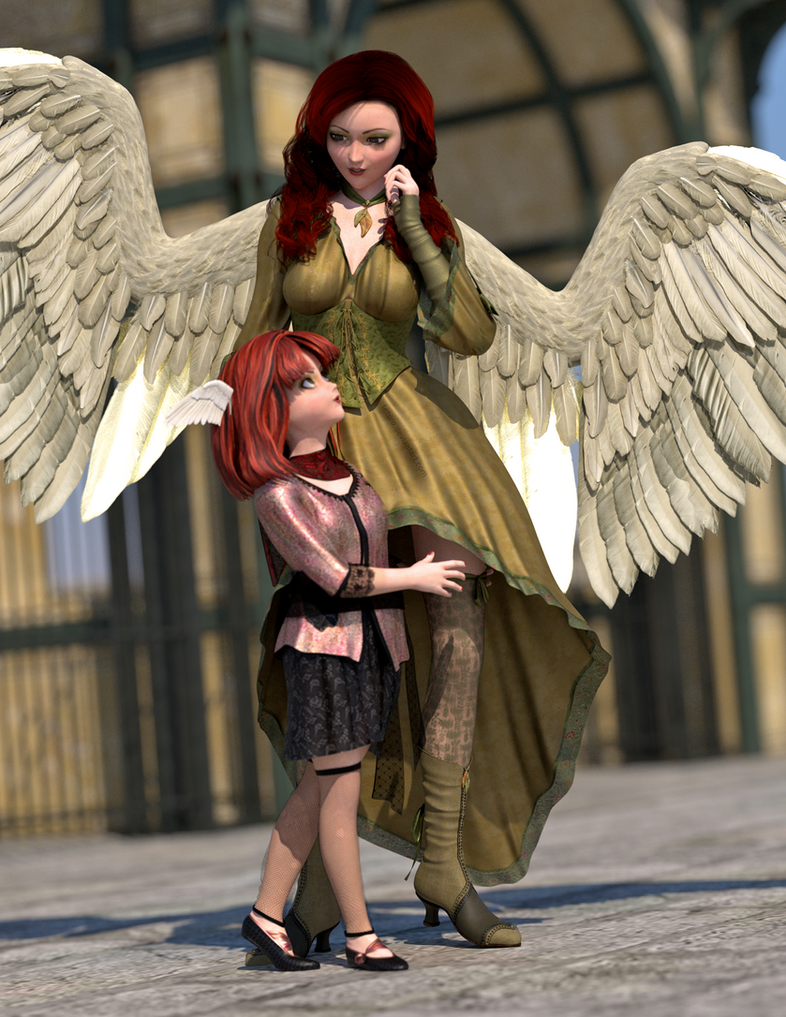 My Angel by teturo