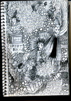 Notebook Doodles 1 by rcsi1