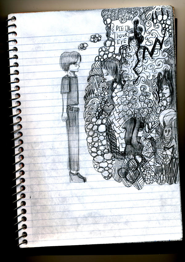 Cool Notebook Drawings | www.pixshark.com - Images ...