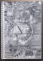 Notebook Doodles 10 by rcsi1