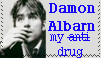 Damon Albarn Is Addictive by rcsi1