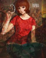 Paprika Fanart by Kuvshinov-Ilya
