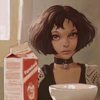 Mathilda (Leon) by Kuvshinov-Ilya