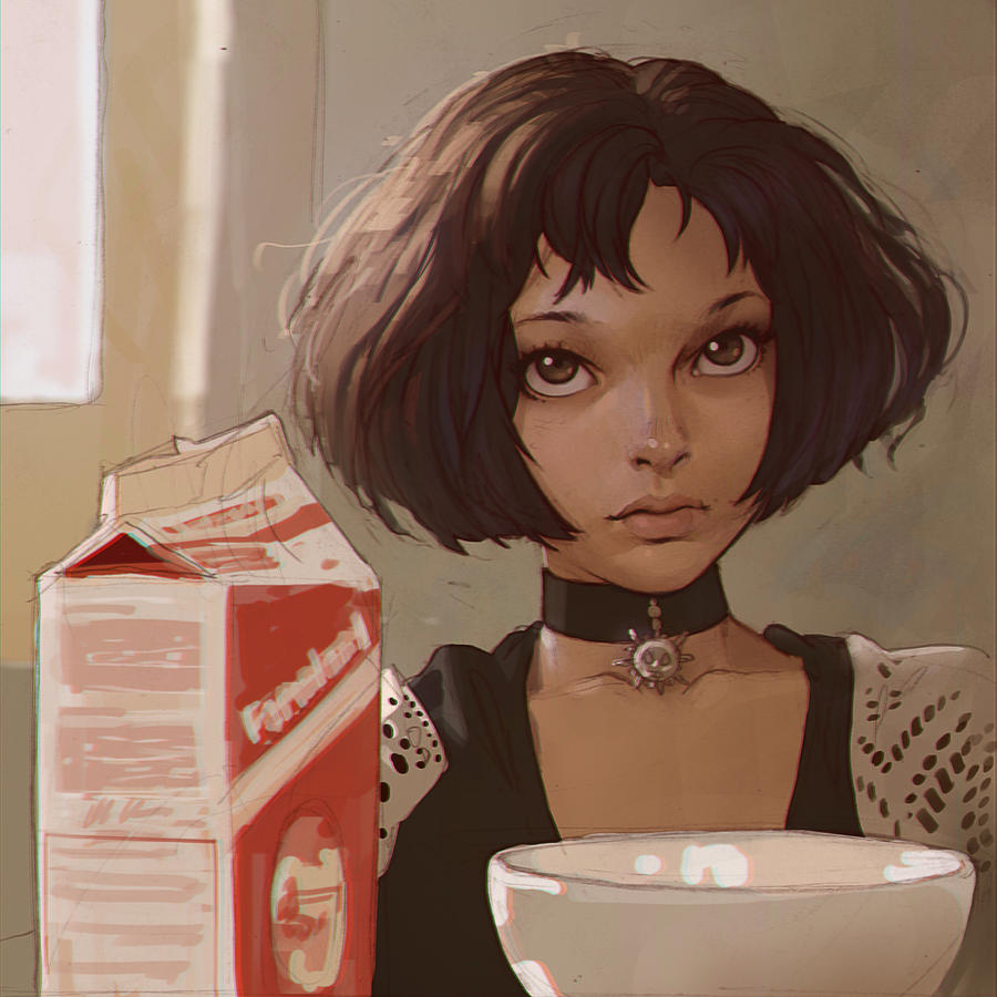 Mathilda (Leon) by KR0NPR1NZ