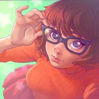 Velma Scooby-Doo by Kuvshinov-Ilya