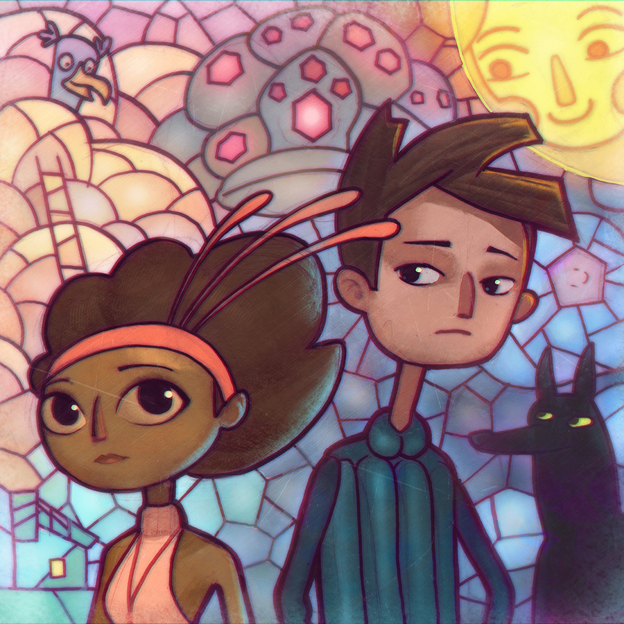 Broken Age by KR0NPR1NZ