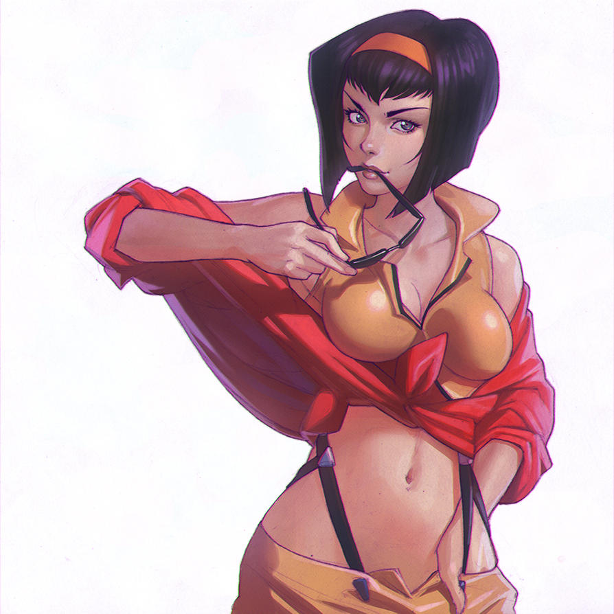 Faye Valentine by KR0NPR1NZ