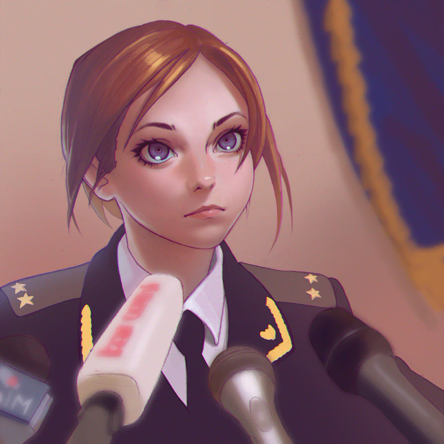 Natalia Poklonskaya by KR0NPR1NZ