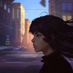 Wind by Kuvshinov-Ilya
