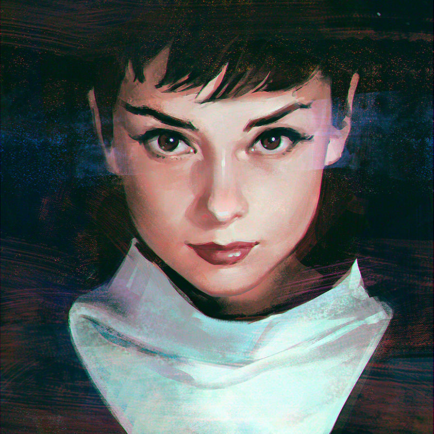 Audrey by KR0NPR1NZ