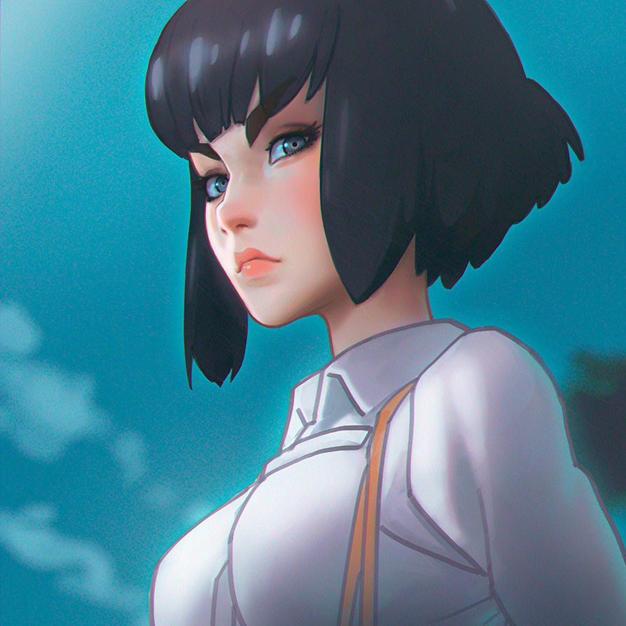 Satsuki by KR0NPR1NZ