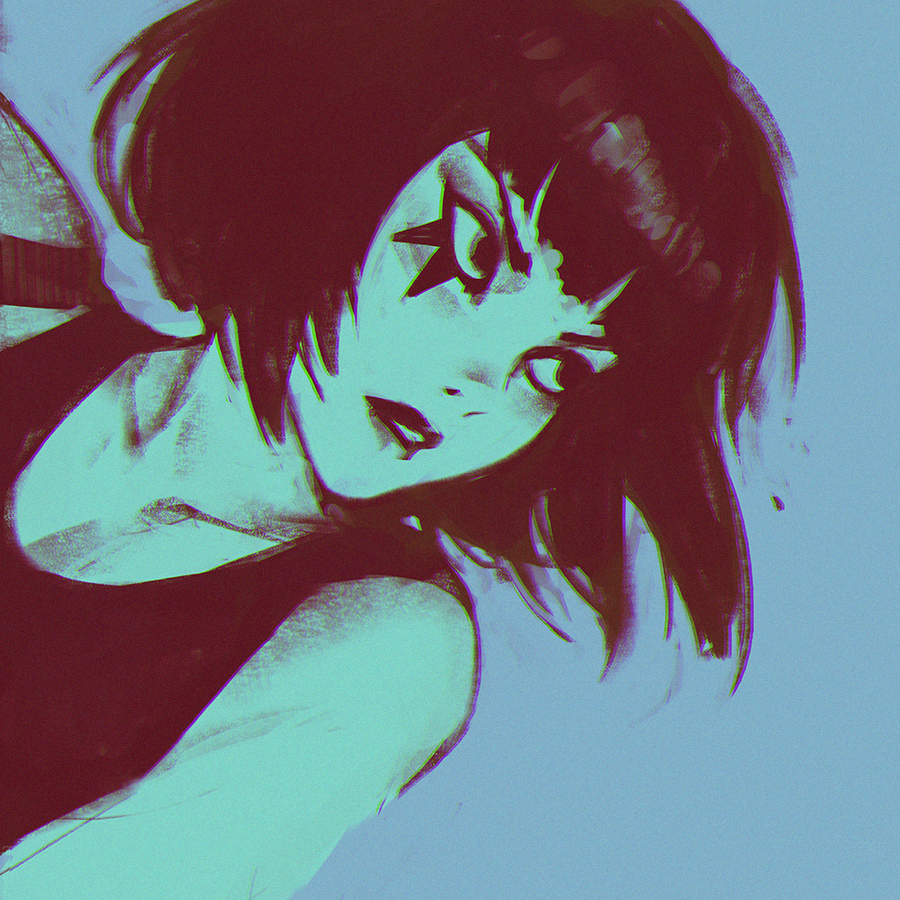 Mirror's Edge sketch by KR0NPR1NZ