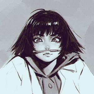 Haru doodle