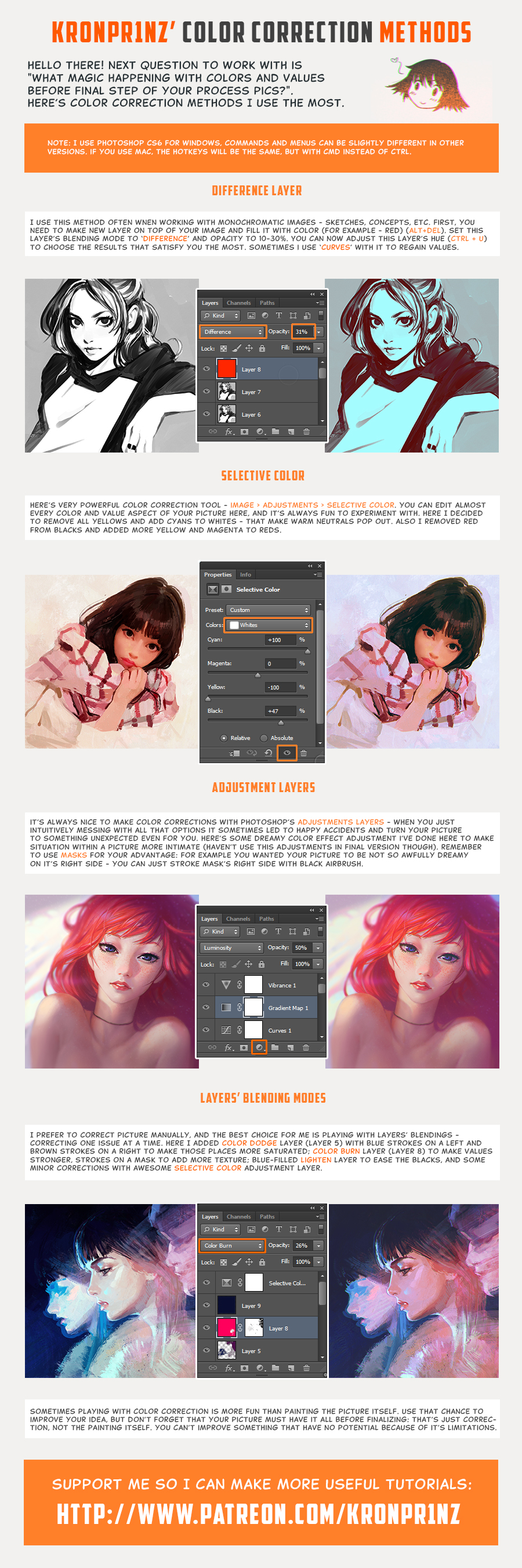 Color correction methods by kuvshinov ilya on deviantart color correction methods by kuvshinov ilya baditri Image collections