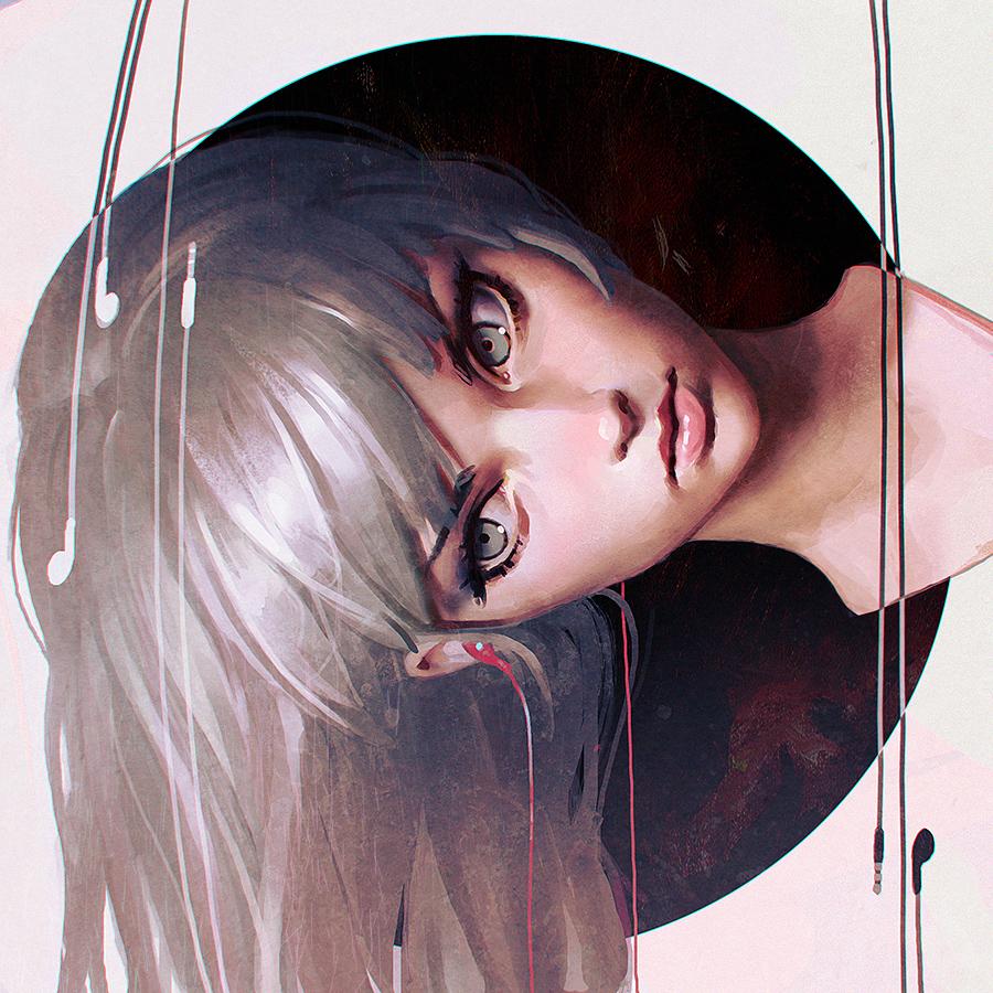 Circles by Kuvshinov-Ilya