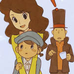 Luke, Emmy and Hershel